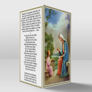Saint Anne card