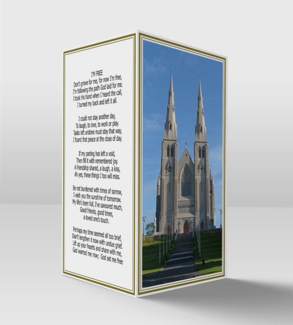 Cathedral card