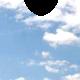 Clouds Bookmark